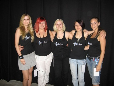 eSuba ladies - ESWC 2008